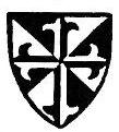 Lilienkreuz Wappen der Dominikaner