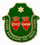 Wappen der Salesianerinnen von den heiligen Herzen