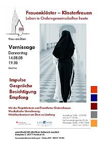 Frauenklöster – Klosterfrauen