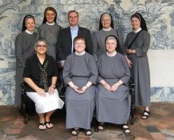 Prälat Dr. Bertram Meier besucht mit Schwestern von Maria Stern die brasilianische Provinz des Ordens.