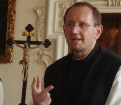 Pater Karl Wallner (Foto: H. Klingen, katholisch.at)