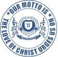 Motto: The Love of Christ urges us on