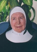 Schwester Maria Walfrieda