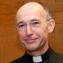 Prälat Dr. Martin Krebs vertritt Vatikan in Guinea und Mali (Foto: Nicole Cronauge)