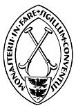 Die gekreuzten Fährstacheln – das Konventsiegel des Klosters Fahr