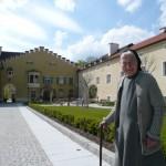 Kloster Zinneberg (Foto: Cristina Wilson)