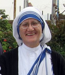 Mary Prema Pierick (Foto: Missionaries of Charity)