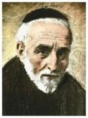 Portrait Pater Jakob Rem