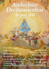 Plakat Dreihostienfest